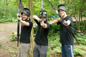 archery tag - 1680